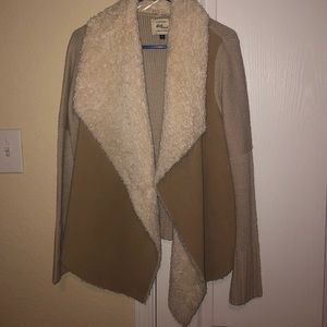 Cotton on size S fuzzy sweater